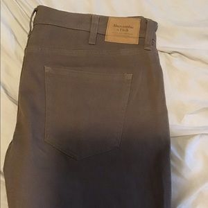 Abercrombie skinny jean/pants